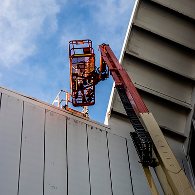 Elevating Work PLatform over 11m plus EWP Escape and Rescue