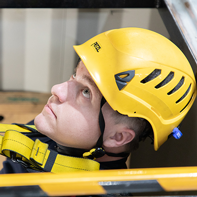 RIIWHS204D Work Safely at Heights