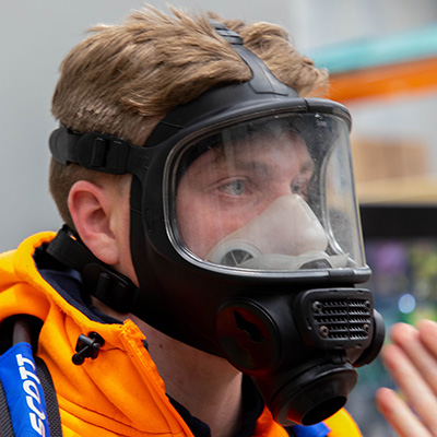 MSMWHS216 Operate Breathing Apparatus