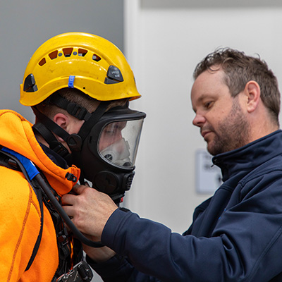 MSMWHS216 Operate Breathing Apparatus Refresher