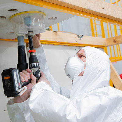10852NAT Course in Working Safely with Asbestos Containing Materials