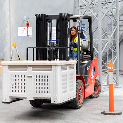 TLILIC003 Licence to Operate a Forklift Truck