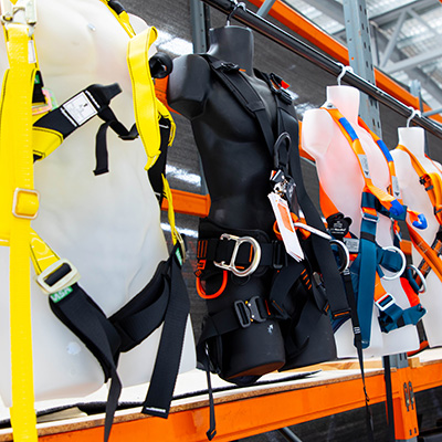 Height Safety Engineers sell a range of quality personal protective equipment and provide PPE inspections to ensure compliance and safety.