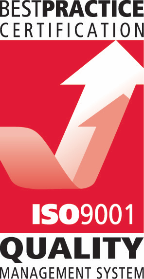 HSE is certified for ISO 9001 Quality Management System.