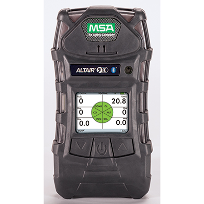 MSA Altair 5X multigas detector for use in confined space.