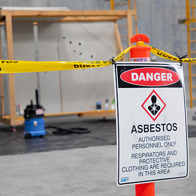 Asbestos Safety training courses